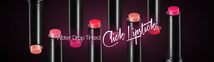 Water Drop Tinted Lipstick - Product Banner