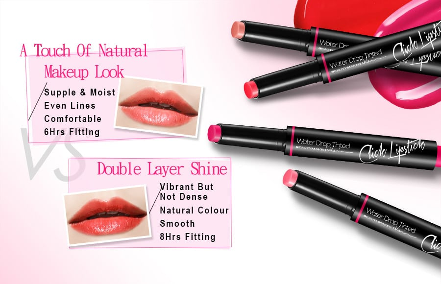 Water Drop Tinted Lipstick - Product Benefits