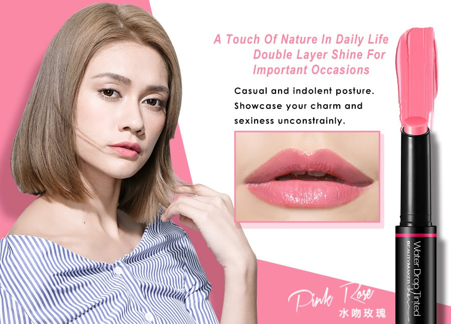 Water Drop Tinted Lipstick - Product Color 02