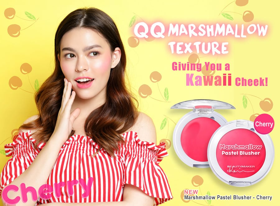 Marshmallow Pastel Blusher - Product Color 03