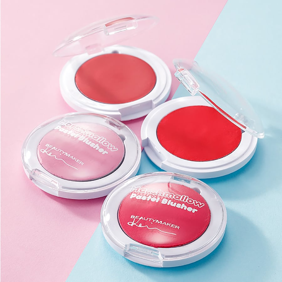 Marshmallow Pastel Blusher - Product Packaging