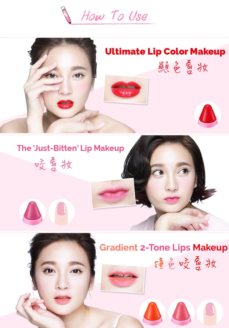 Beautymaker Creamy Lip Crayon - How to use
