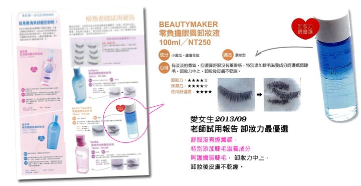 Eye Makeup Remover - Product Details