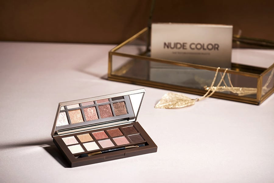 Duo Texture Eyeshadow Palette - Product Packaging 02