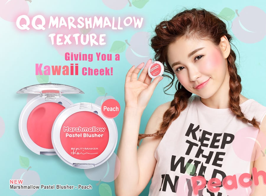 Marshmallow Pastel Blusher - Product Color 02