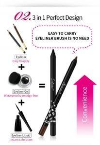 Waterproof Eye Pencil - Product Feature 02