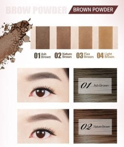 Flight Of Fancy Brow Wax Brow Powder - Product Feature 05