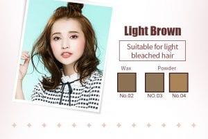 Flight Of Fancy Brow Wax Brow Powder - Colour 03