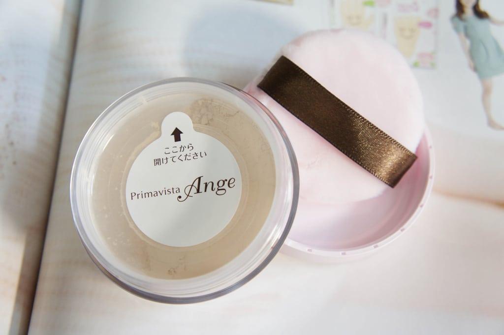 Primavista Ange Long Keep Face Loose Powder - Product Photo