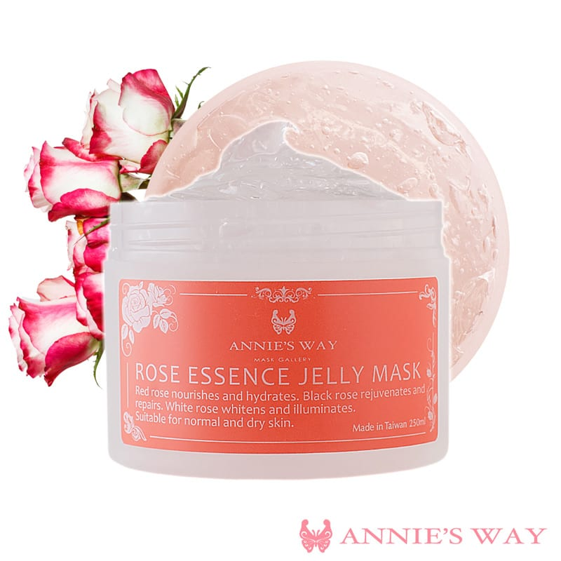 Rose Essence Jelly Mask - Product Packaging