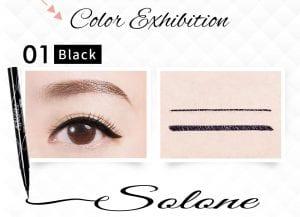 Magic Liquid Eyeliner - Colour 01