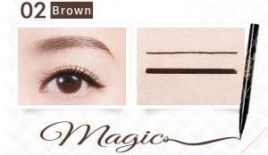 Magic Liquid Eyeliner - Colour 02