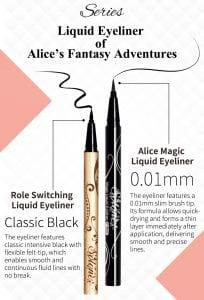 Magic Liquid Eyeliner - Product Feature 04