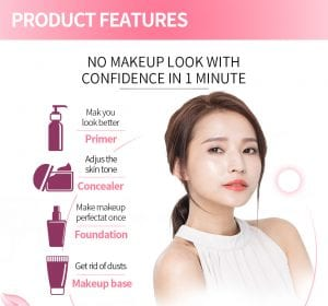 Soft Glow Tone Up Cream - Product Feature 1