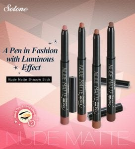 Nude Matte Shadow Stick - Introduction