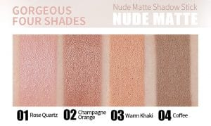 Nude Matte Shadow Stick - Product Feature 02