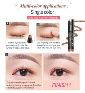 Nude Matte Shadow Stick - Product Feature 03