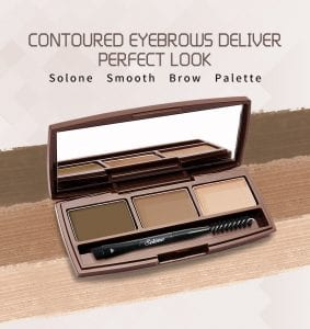 Smooth Brow Palette - Introduction