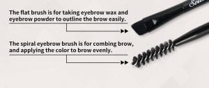 Smooth Brow Palette - Product Feature 02