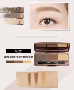 Smooth Brow Palette - Product Feature 04