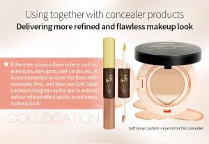 Soft Glow Cushion - Product Feature 7