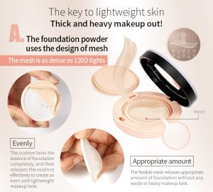 Soft Glow Cushion - Product Feature 10
