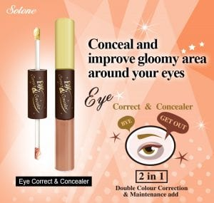 Eye Correct Concealer - Introduction
