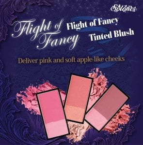 Flight Of Fancy Tinted Blush - Introduction 3