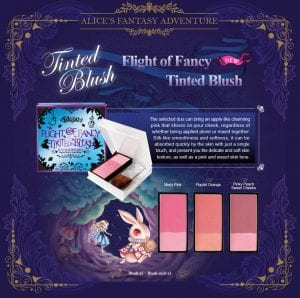 Flight Of Fancy Tinted Blush - Introduction 4