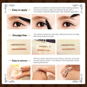 Charming Arc Triangular Brow Liner - Product Feature 04