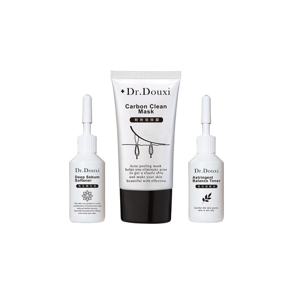 Dr Douxi Blackhead Pore Cleanser Set