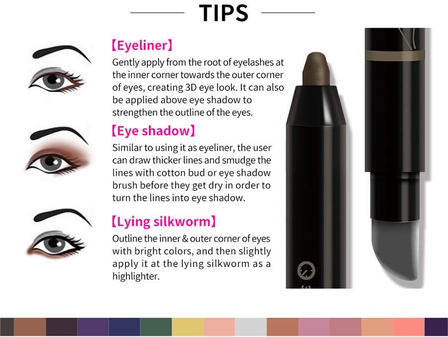 Gel Like Smoody Pencil - Tips