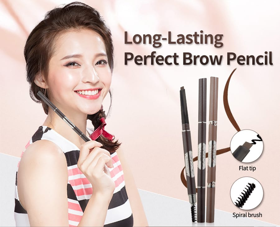 Long-Lasting Perfect Brow Pencil - Introduction