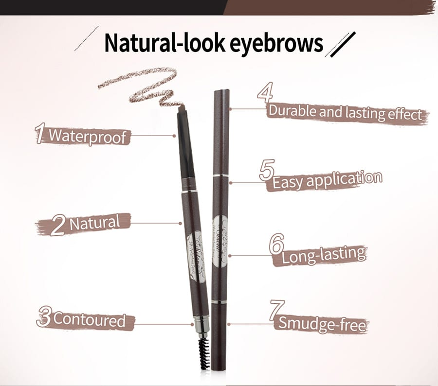 Long-Lasting Perfect Brow Pencil - Product Feature 01
