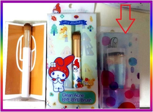 LSY Clean Face Brush photo review