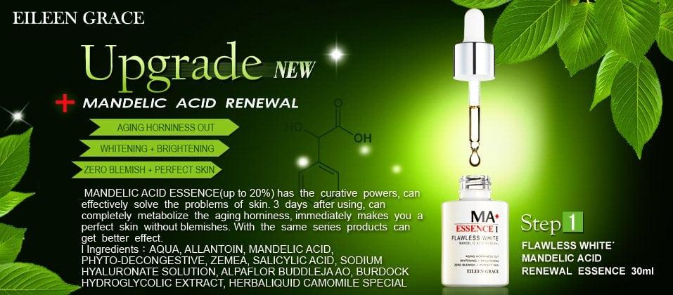 Mandelic Acid Renewal Essence - Product Description