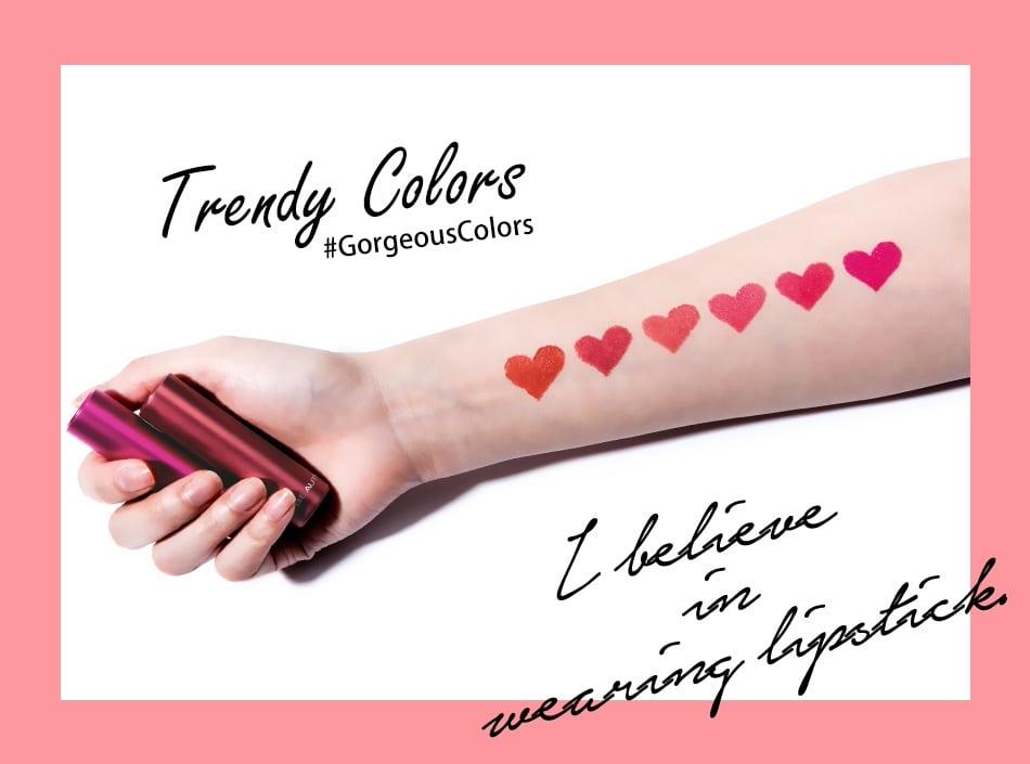 Long-Wear Velvet Lipstick - Color Swatch 01