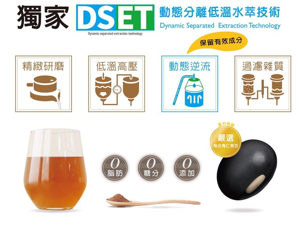 Slim Q Black Bean Powder Packet Drink - Feature 9