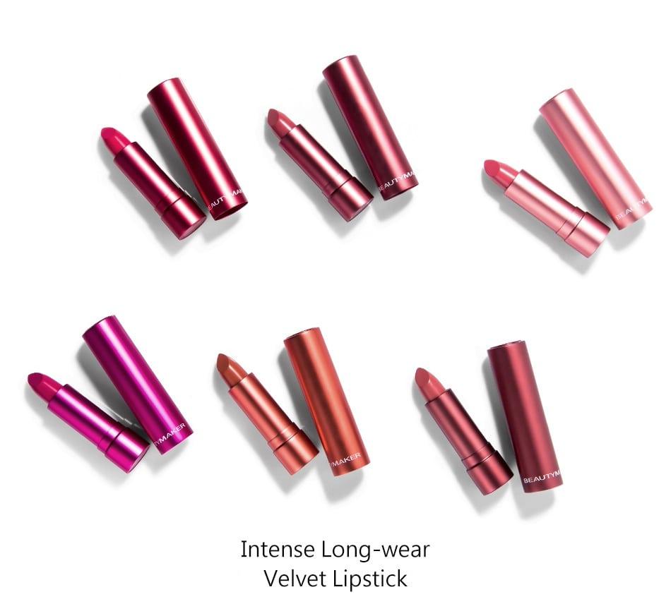 Long-Wear Velvet Lipstick - Product Packaging 03