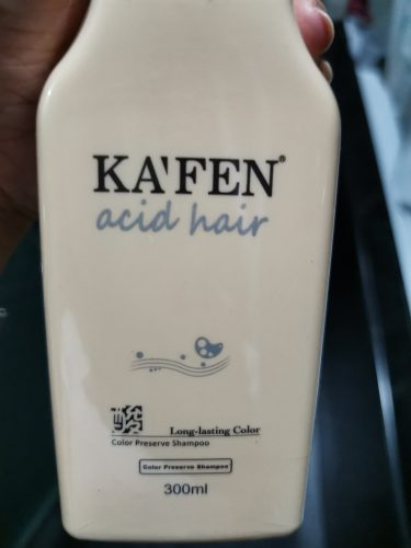 Kafen Acid Hair Series Color Preserve Shampoo 300ml photo review