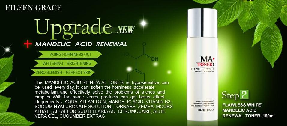 Mandelic Acid Renewal Toner - Product Description