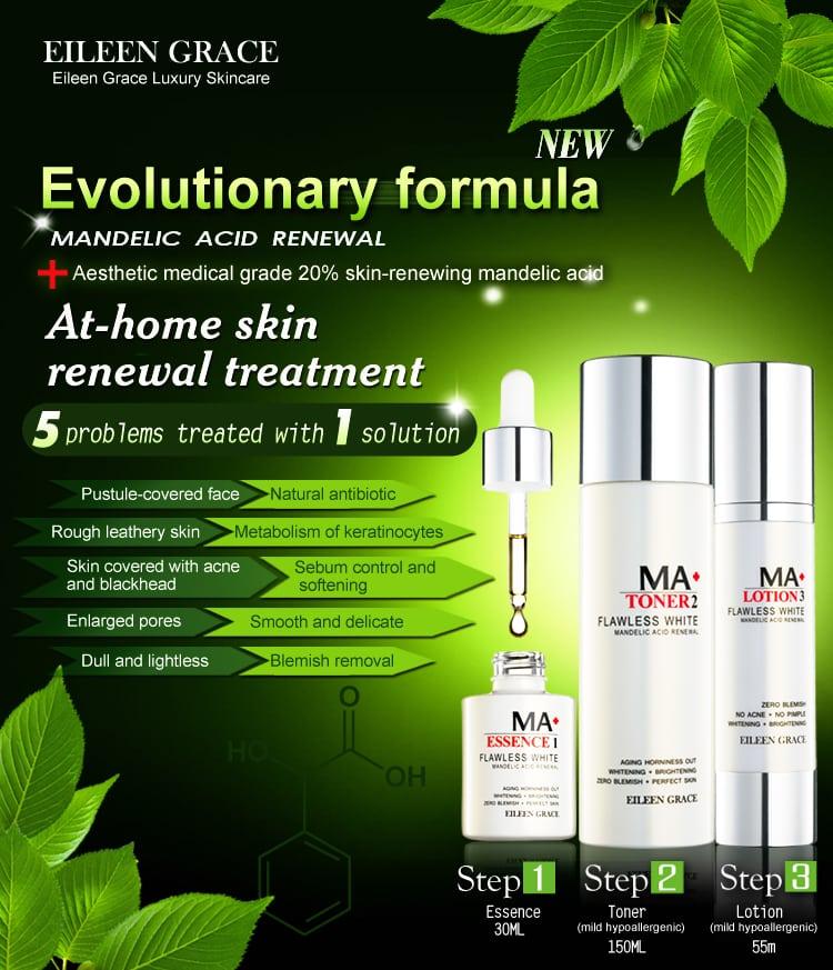 Mandelic Acid Renewal Lotion - Product List