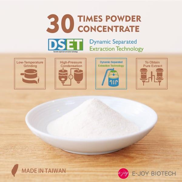 Slim Q Barley Powder Packet Drink - Feature 1