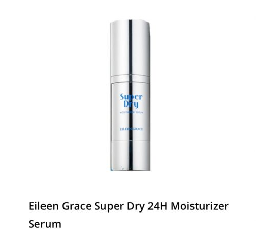 Eileen Grace Super Dry 24H Moisturizer Serum photo review