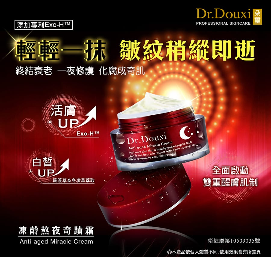 Anti-Aged Miracle Cream - Product Benefits
