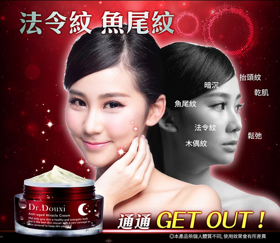 Anti-Aged Miracle Cream - Product Benefits 02
