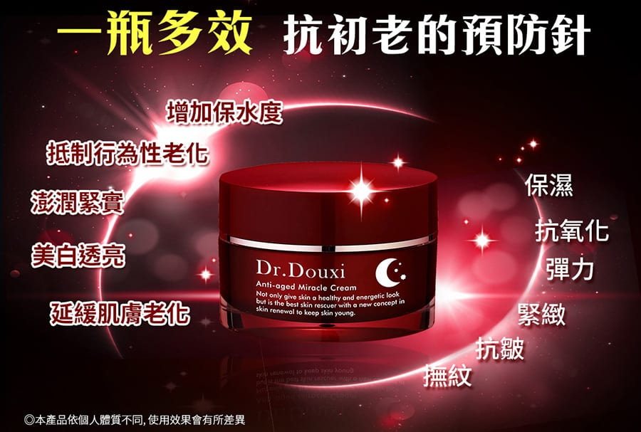 Anti-Aged Miracle Cream - Product Benefits 03