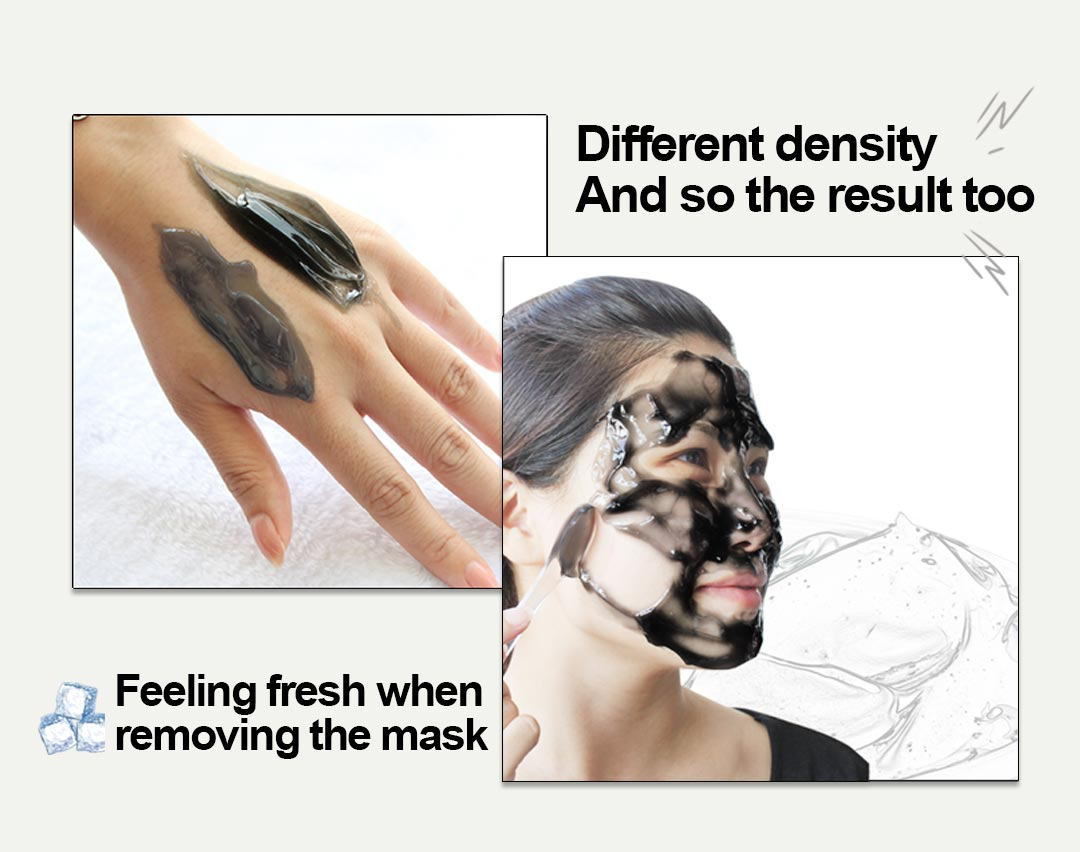 Jelly Mask Travel Pack - Tester