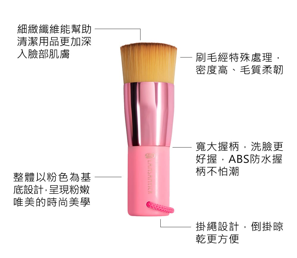 Clean Face Brush - Feature 9