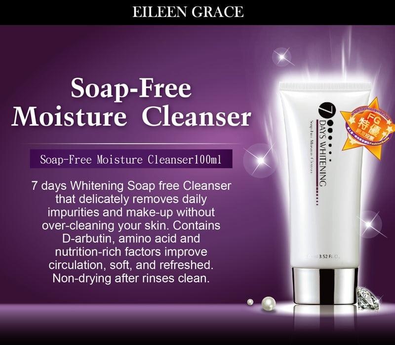 Soap-Free Moisture Cleanser - Product Description